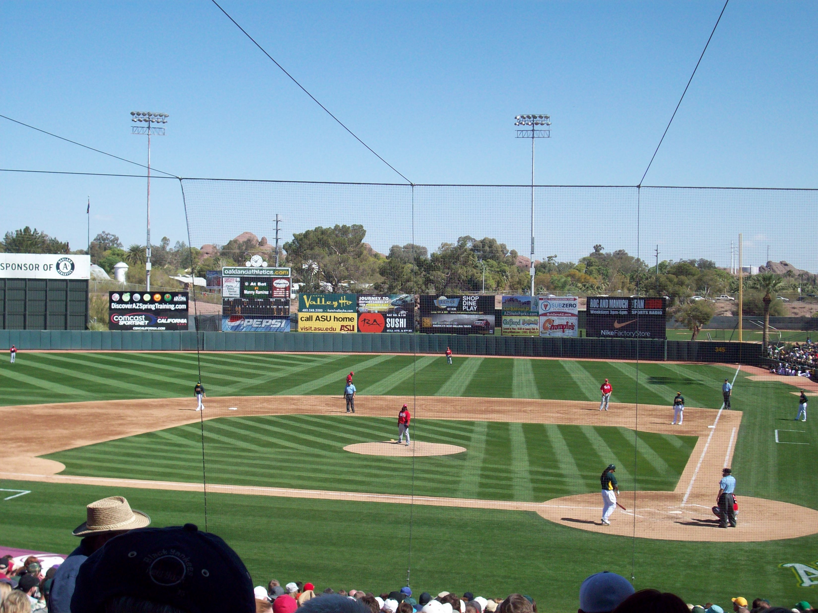 Spring Training Photo Diary