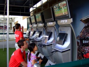baseball playstation