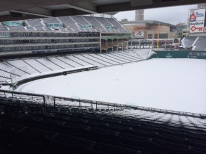 Believe it or not, opening day is just over two months away.