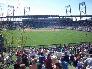 Salt River Fields - it's so good, it's worth two pictures