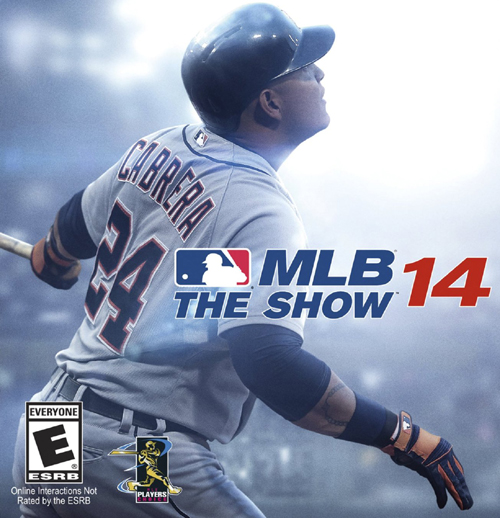 Maybe Michael Brantley will grace next year's cover...