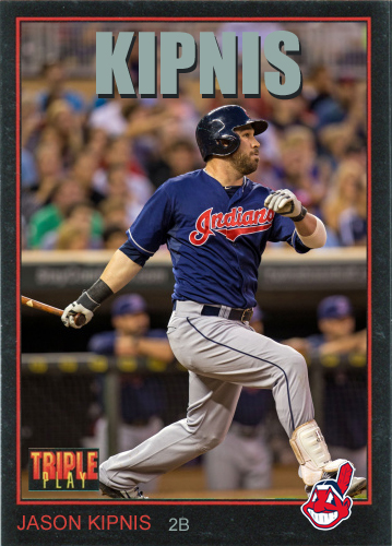 Jason Kipnis 1993 Triple Play