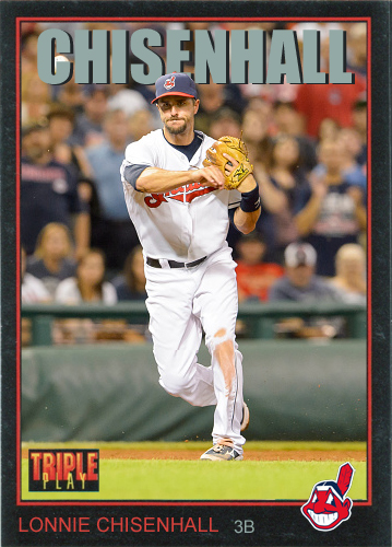 Lonnie Chisenhall 1993 Triple Play